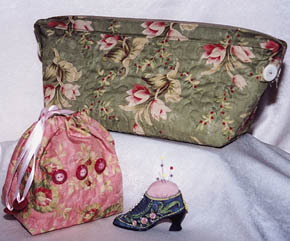 Take-Along Bags from Lazy Girl Designs