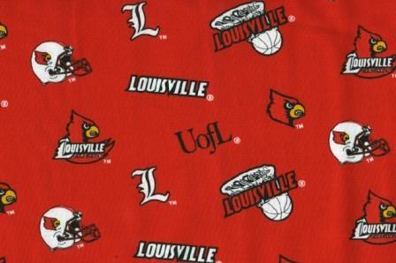 University of Louisville Fabric