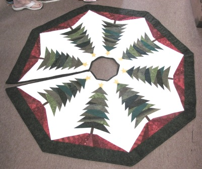 Trim the Tree - Tree Skirt Kit