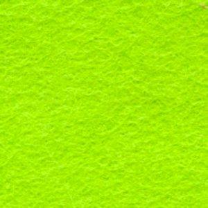 Chartreuse - Wool Felt