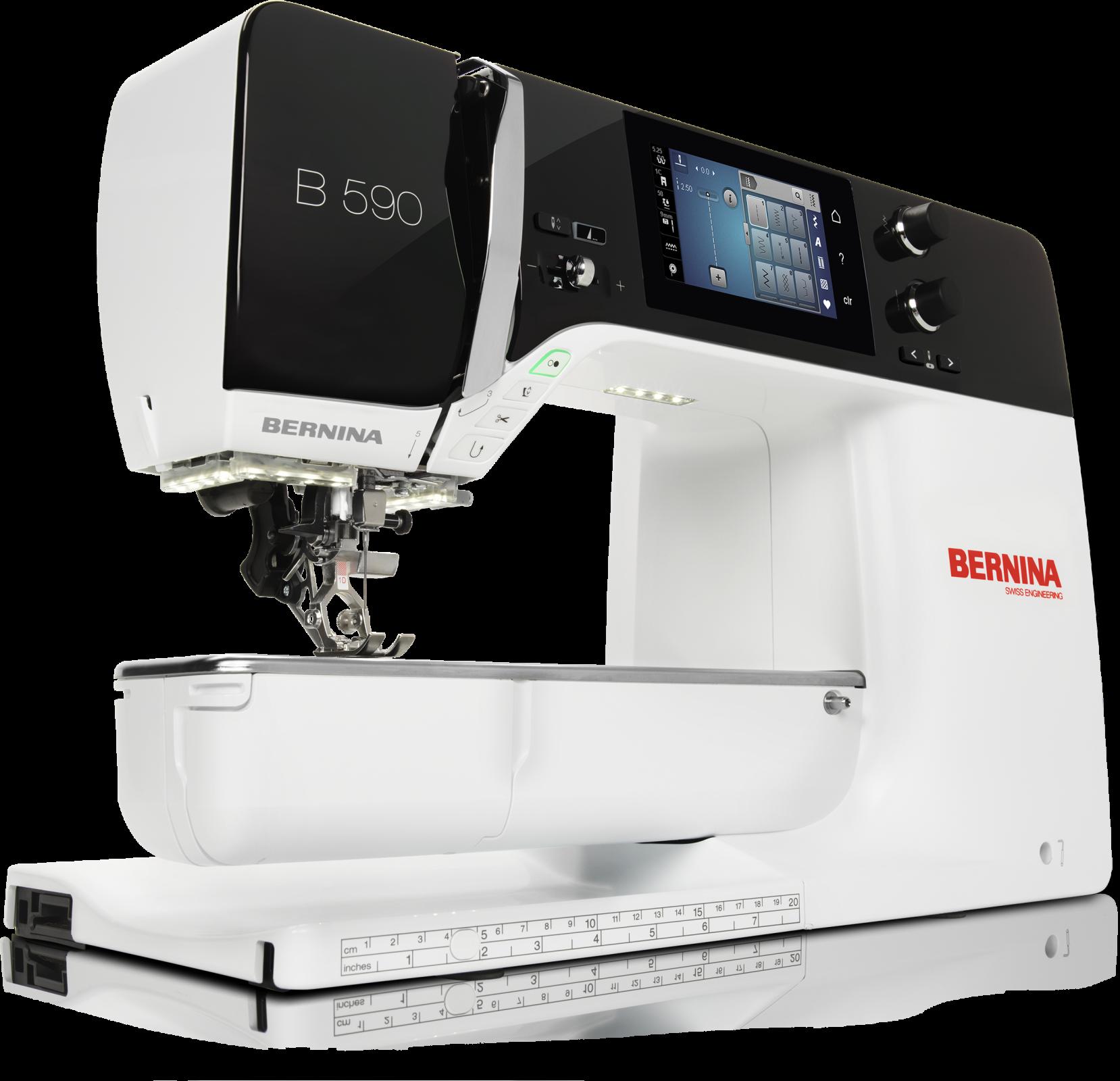 Bernina 590 E