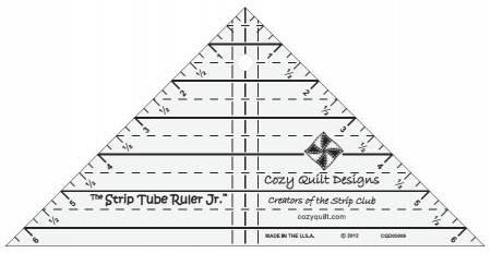(NEW ARRIVAL) Strip Tube Junior Ruler