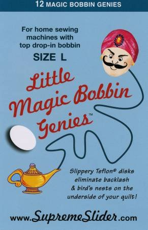 (NEW ARRIVAL) Bobbin Little Magic Genie's Drop-In Size L