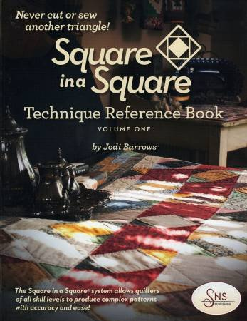 (NEW ARRIVAL) Square In A Square Reference Book Volume 1 - Softcover