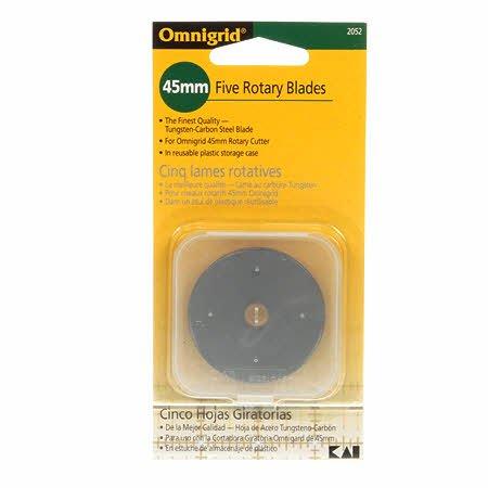 Omnigrid OG2052 45mm Rotary  5  Blades