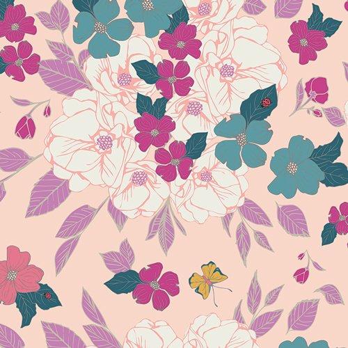 Art Gallery Jersey - Flowery Chant Dainty