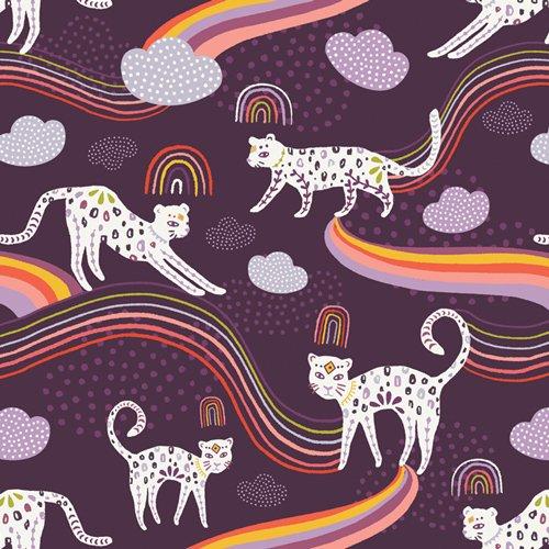 Kushukuru- Rainbow Jaguar