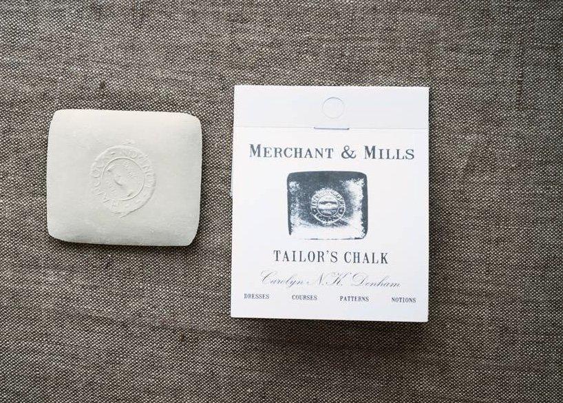 Merchant and Mills Tailors Chalk