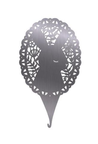 Kiriki Lace Bunny Needle Threader