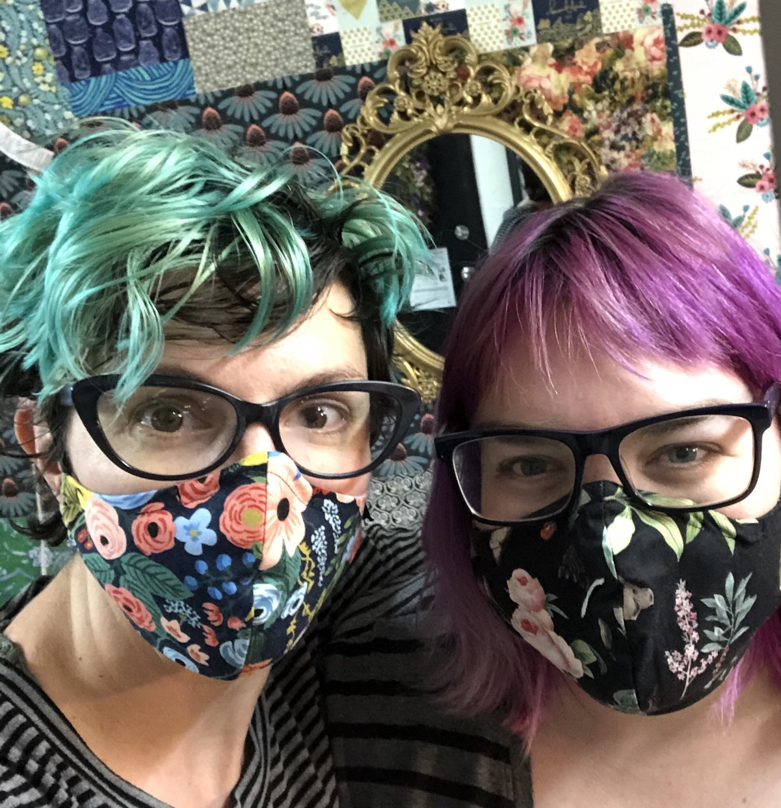 Sew Local's 3-layer Face Mask Pattern Free Download