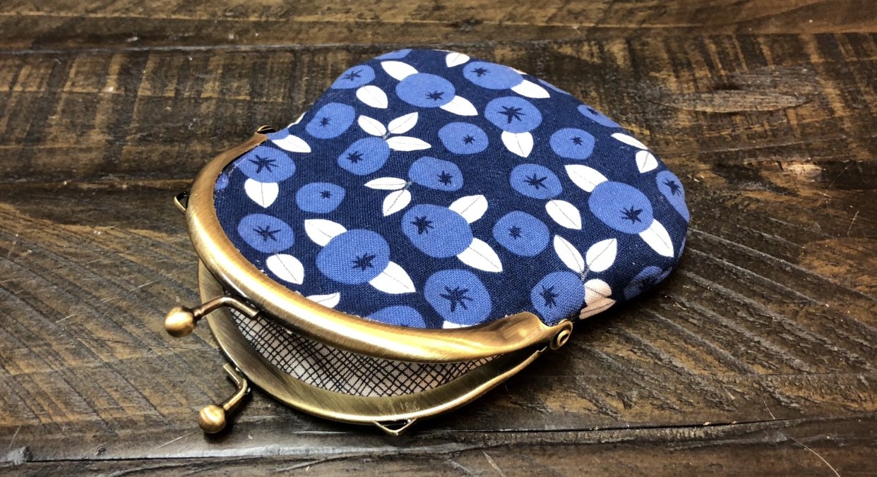 Vintage-Style Change Purse Kit and Video Tutorial