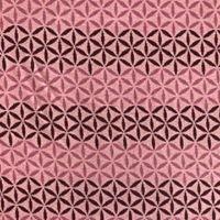 Avalana Jacquard Organic Knit- Rose Stripes