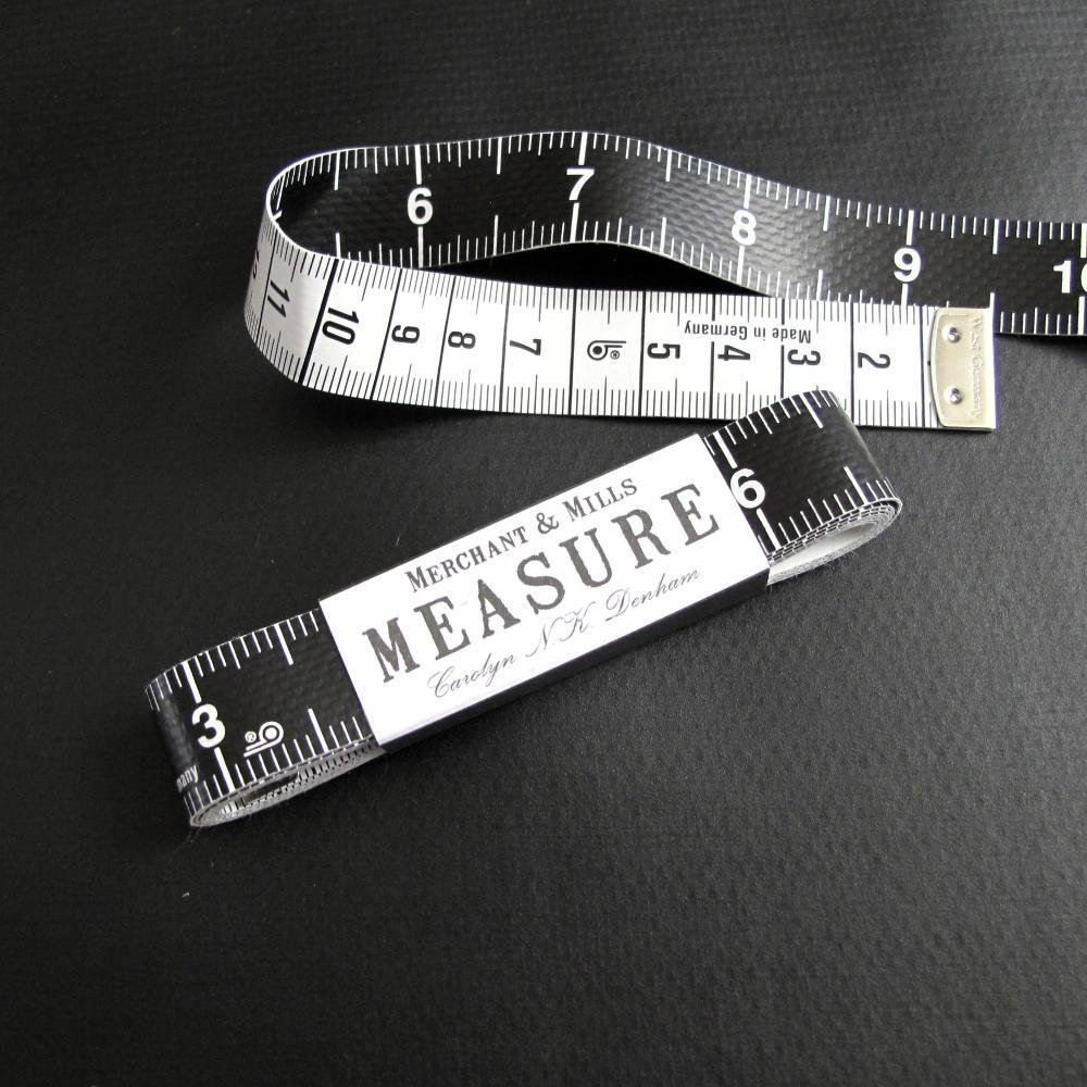 Merchant and Mills Coated Cloth Tape Measure 60 inch