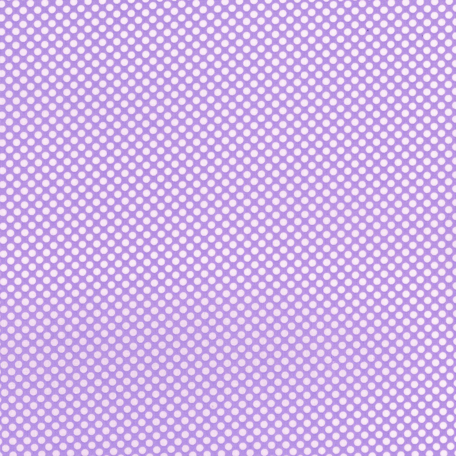 Dots And Stripes - Violet