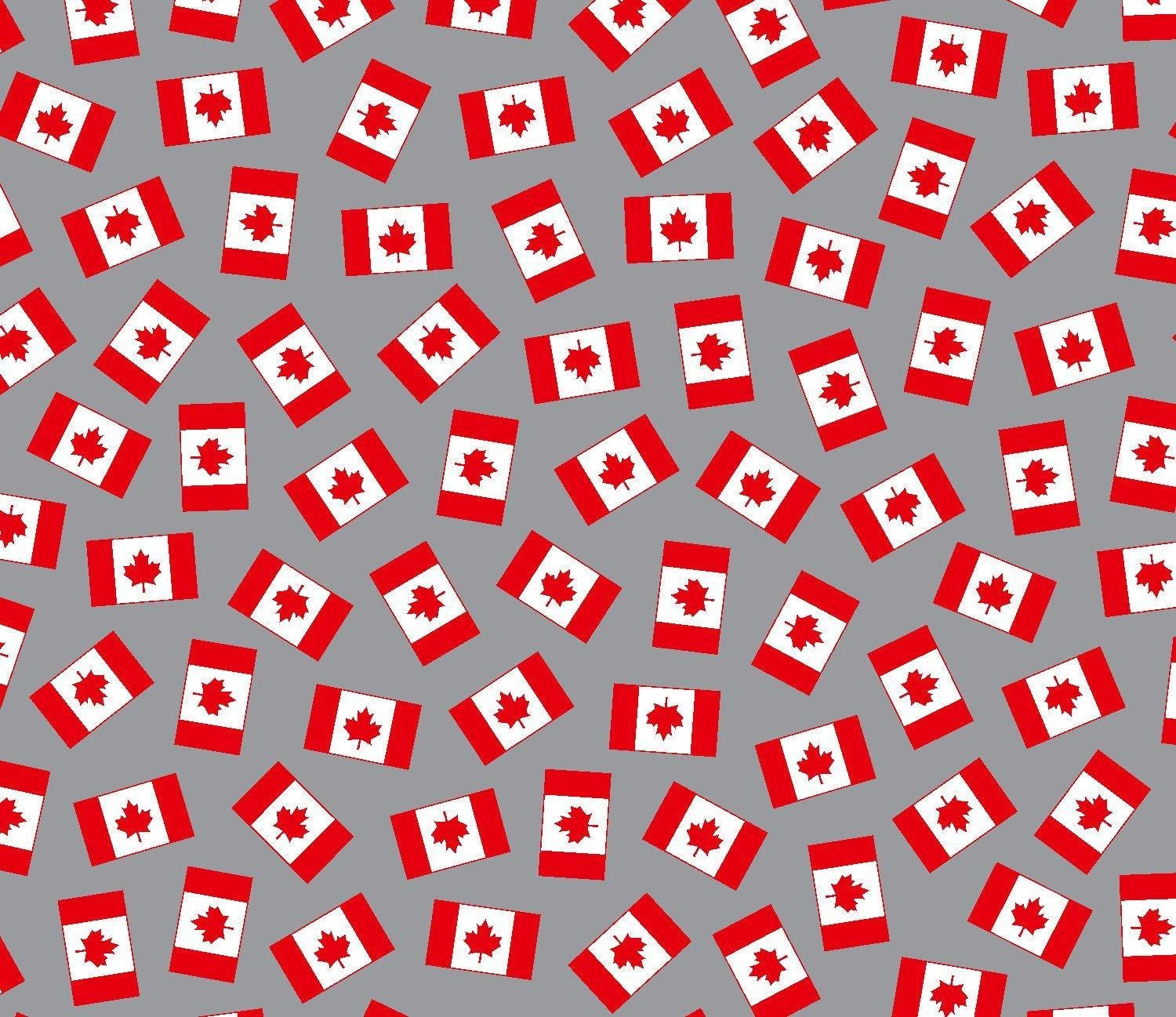 Purely Canadian, Eh Canada Flags