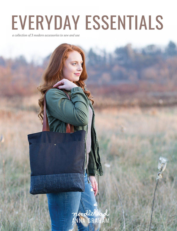 Noodlehead - Everyday Essentials Pattern Book