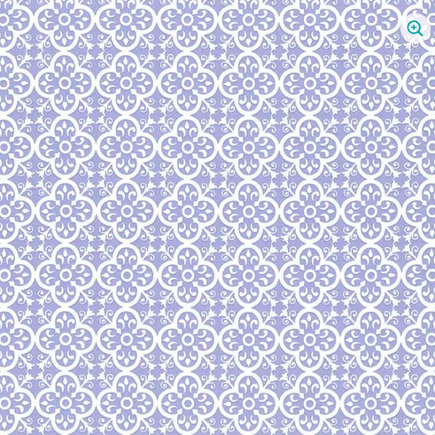Moda Bungalow Collection - Vintage Tile in Periwinkle
