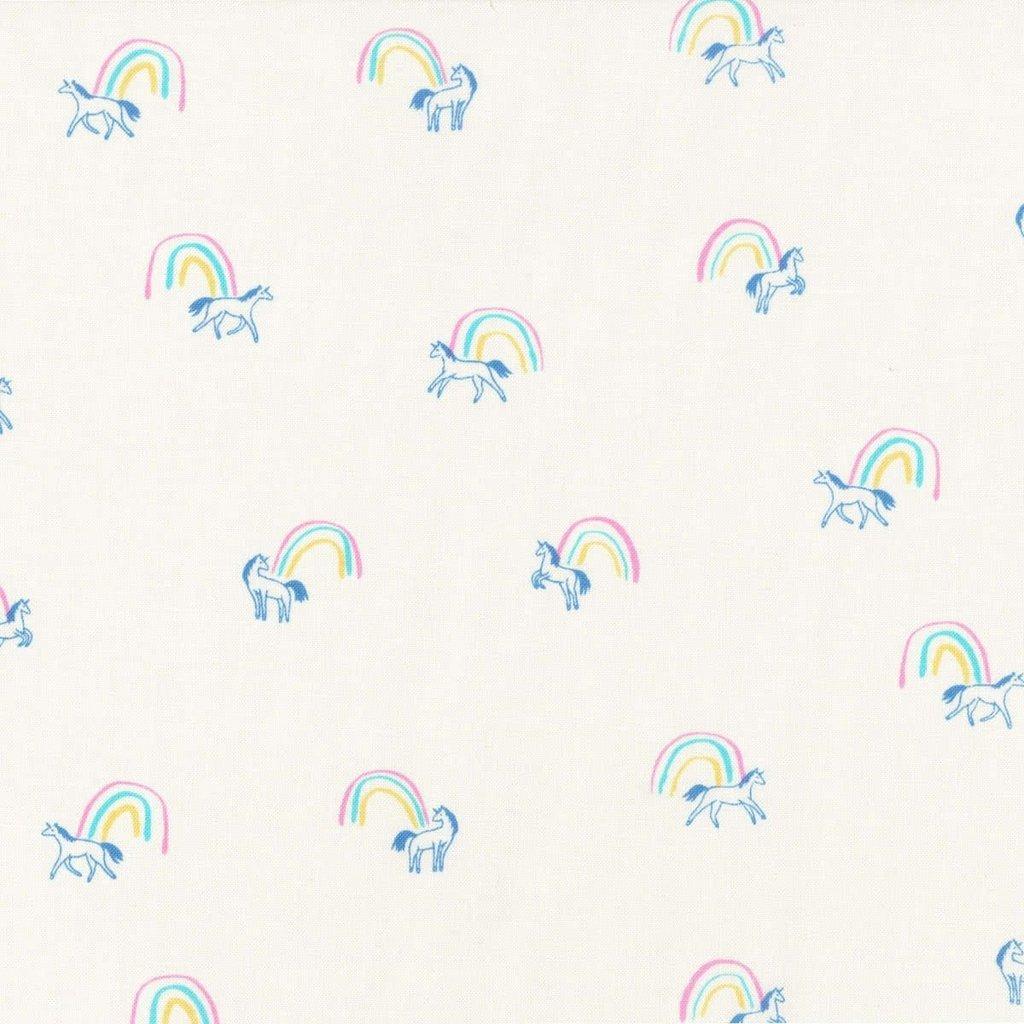 Dear Stella Love Potion No. 9 - End of The Rainbow Unicorns in White
