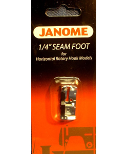 Janome 1/4 Seam Foot 9mm