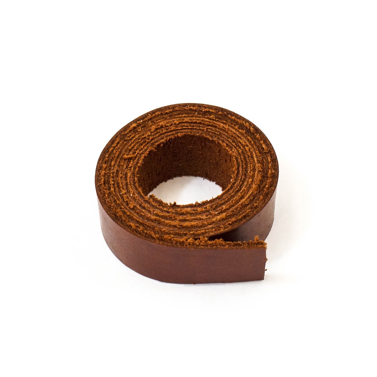 100-6408 Purse Strap, English Chestnut, 3/4 x 64