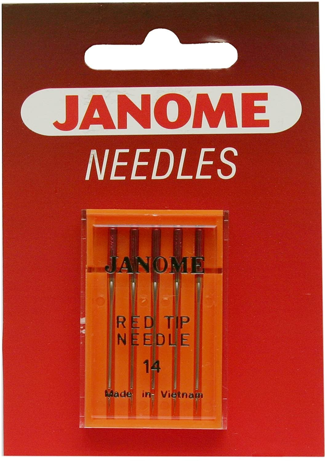 Janome Red Tip Needles #14 990314000