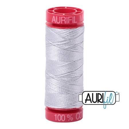 Aurifil Cotton 12wt 54yds Dove