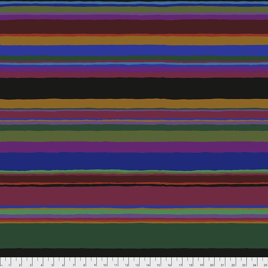 Promenade Stripe - Dark PWGP178.Dark