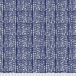 108 x 3YDS Dots - Indigo