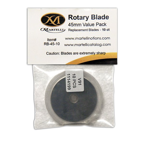 45mm Replacement Blade 10/pk