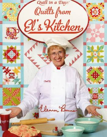 Quilts From El's Kitchen Book - 1086QD