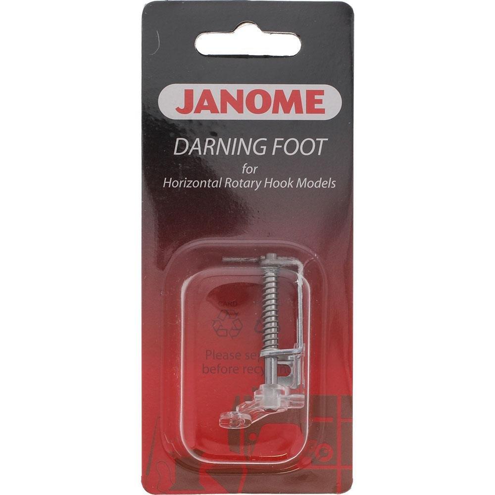 Janome Closed Toe Darning Foot 5/7MM - 200349000