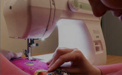 Amazing Lighting for your Sewing Machine