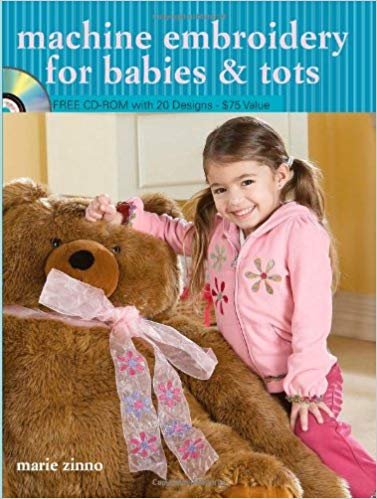 Machine Embroidery for Babies & Tots - 923002