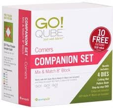 GO! Qube 8 Companion Set - Corners - 55785