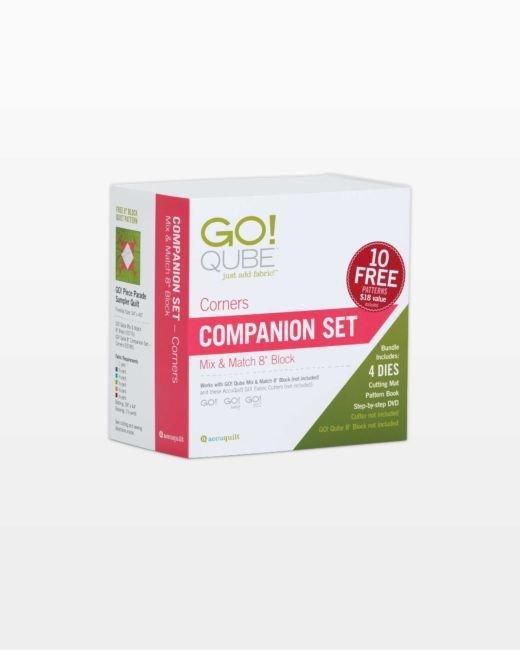 GO! Qube 8 Companion Set - Corners - 55785