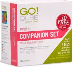 GO! Qube 8 Companion Set - Angles - 55789