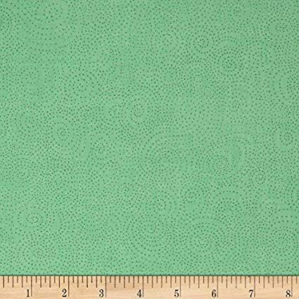 Bear Essentials 3 - Swirl Dots - Mint