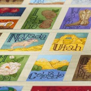 Lilla Quilt Pattern - 80083