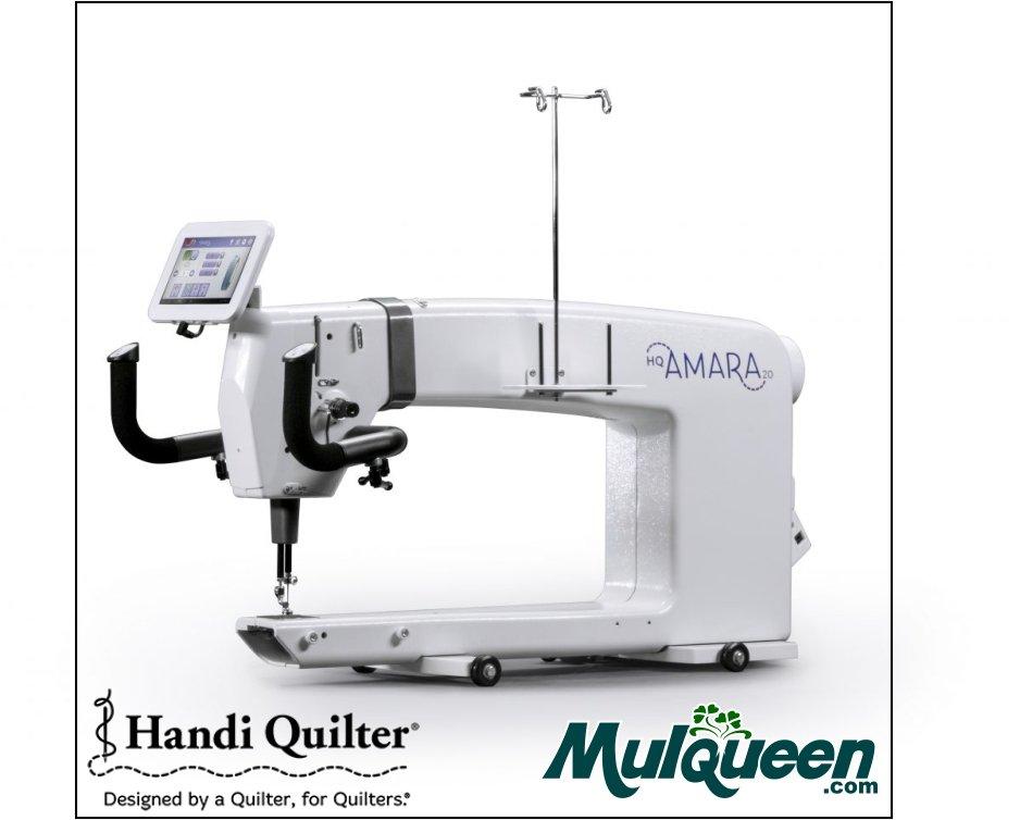 Handi Quilter Amara 20 inch Longarm Quilting Machine $11995