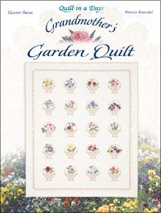 Grandmother's Garden Quilt- Quilt in a Day - QID5979