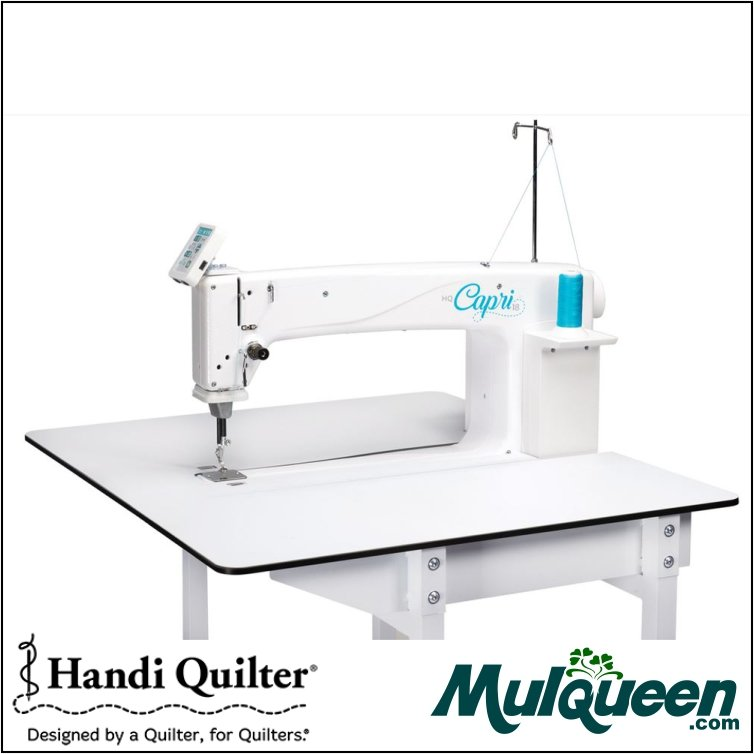 Handi Quilter Capri18 Sit-down Longarm with HQ InSight Stitch Regulation Table
