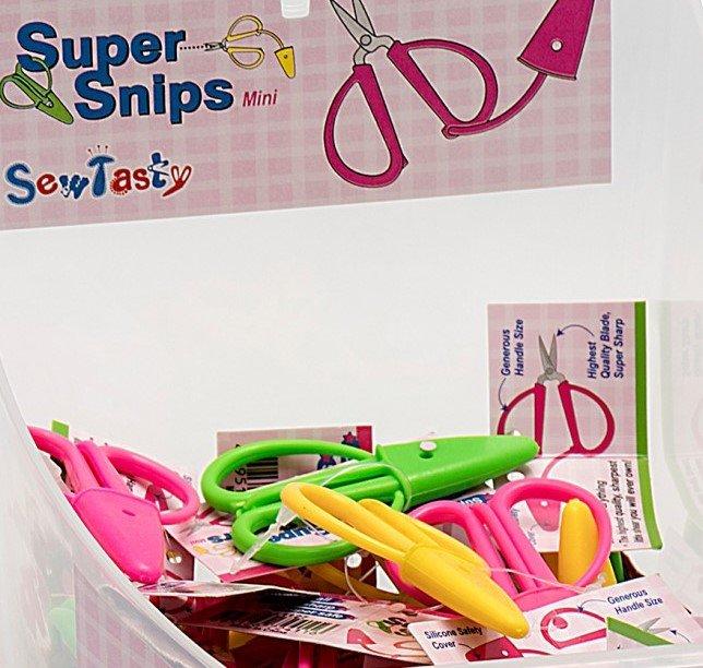 Super Snips Mini ASSORTED COLORS - DJ1127