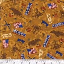 Military Collection - Marines - Pattern 15