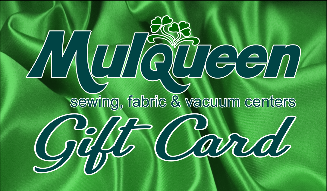Mulqueen Gift Card $10.00
