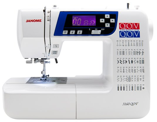 Janome 3160QOV Quilts of Valor