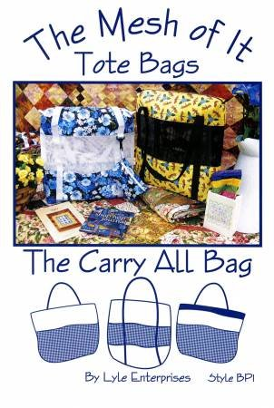 The Carry All Bag - LEBP1