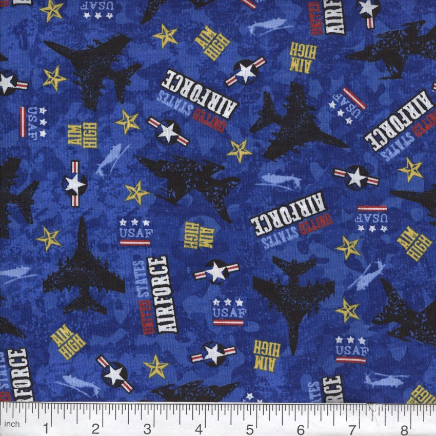 Military Collection - US Air Force - Pattern 10