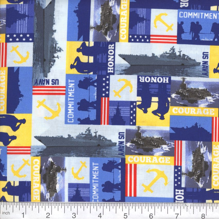 Military Collection - US Navy - Pattern 13