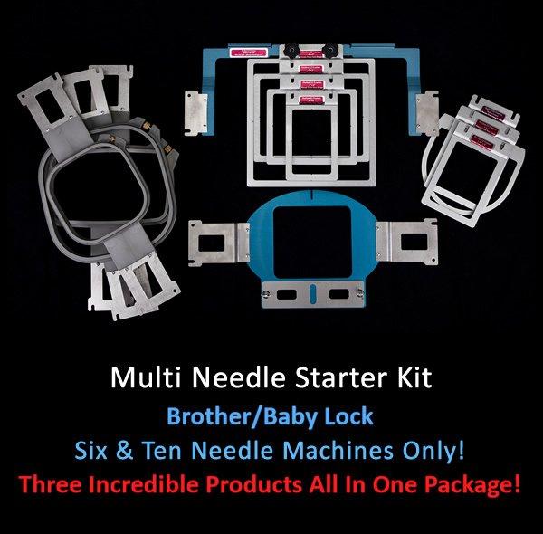 Durkee MSK Starter Kit - Brother/Babylock 6/10 needle