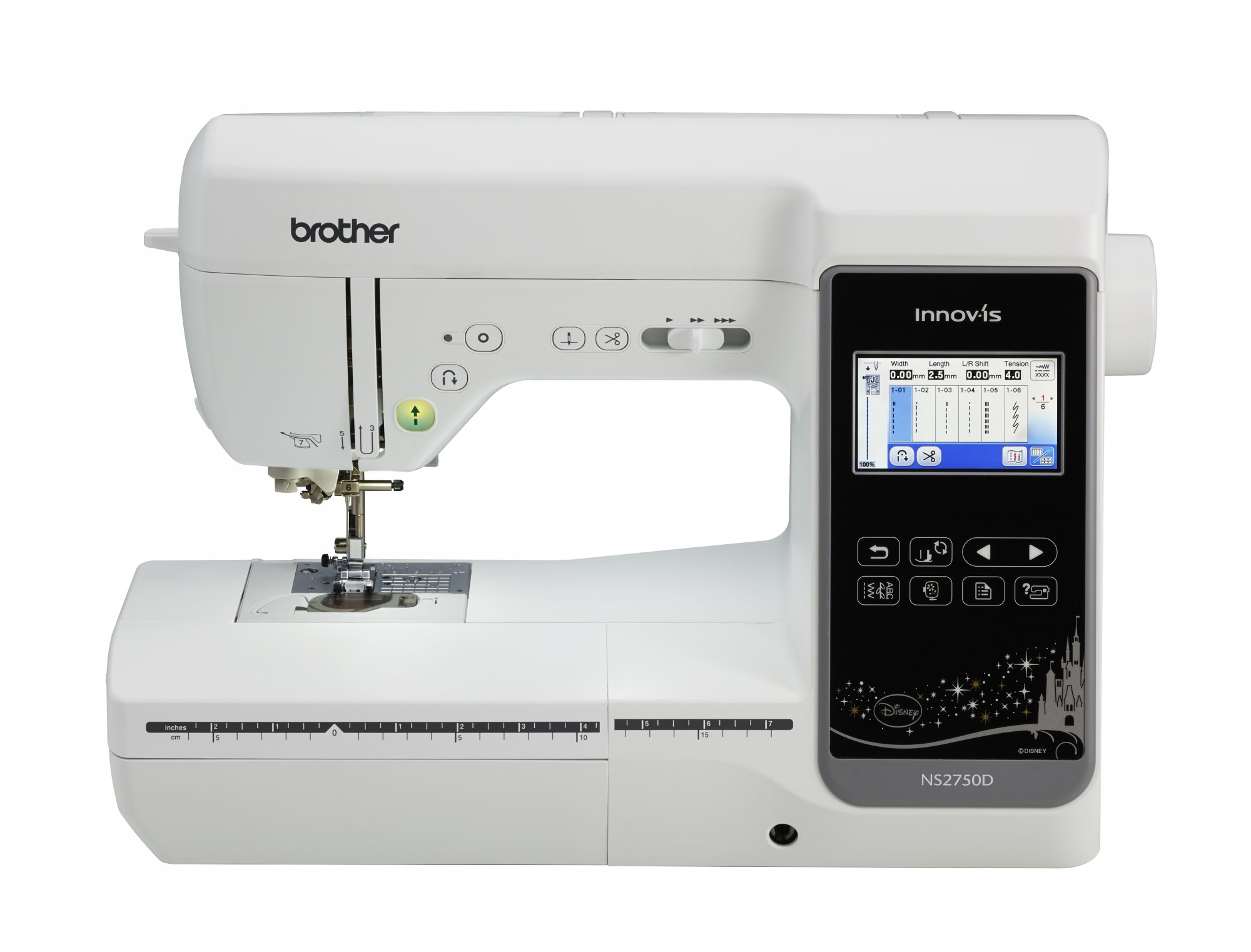 Brother Innovis NS2750D